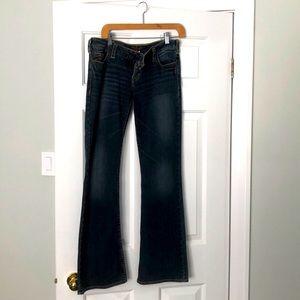 Vintage - Silver jeans